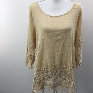 Soft Surroundings tunic top